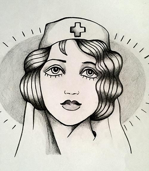 Nurse-oldschool