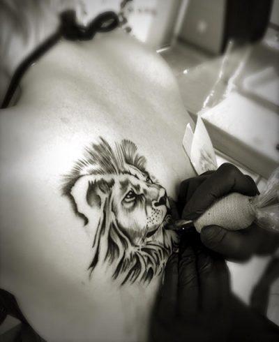 Loewe Tattoo